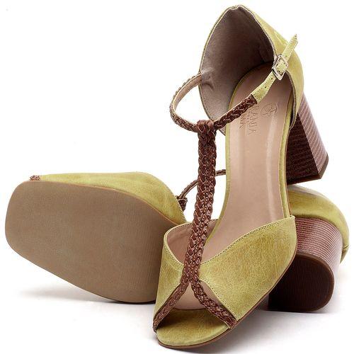 Laranja_Lima_Shoes_Sapatos_Femininos_Sandalia_Laranja_Lima_Shoes_Classic_Salto_de_6_cm_em_Couro_Amarelo_-_Codigo_-_3596_2