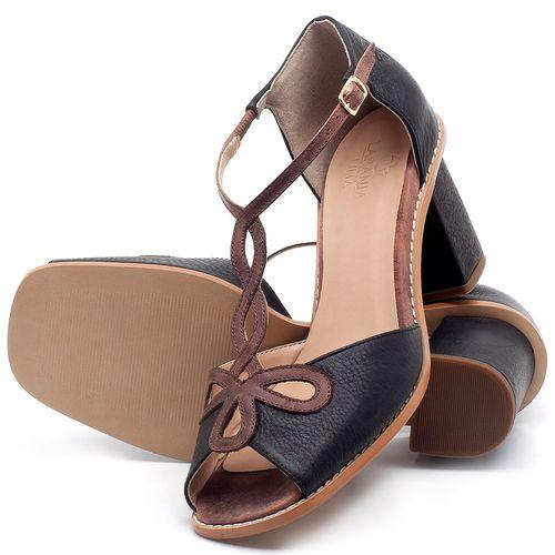 Laranja_Lima_Shoes_Sapatos_Femininos_Sandalia_Laranja_Lima_Shoes_Classic_Salto_de_6_cm_em_Couro_Preto_-_Codigo_-_3598_2