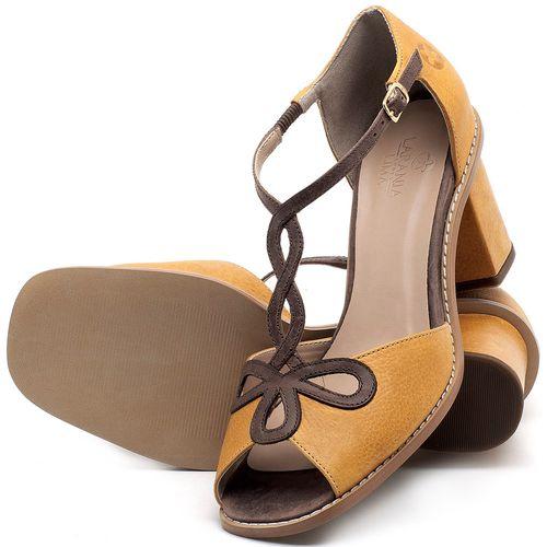 Laranja_Lima_Shoes_Sapatos_Femininos_Sandalia_Laranja_Lima_Shoes_Classic_Salto_de_6_cm_em_Couro_Amarelo_-_Codigo_-_3598_2
