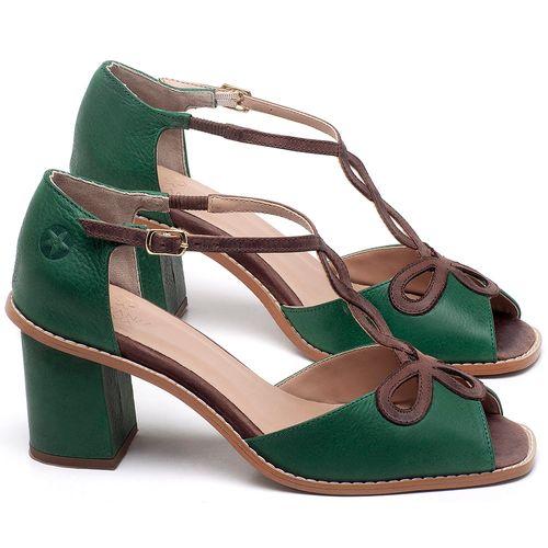 Laranja_Lima_Shoes_Sapatos_Femininos_Sandalia_Laranja_Lima_Shoes_Classic_Salto_de_6_cm_em_Couro_Verde_-_Codigo_-_3598_1