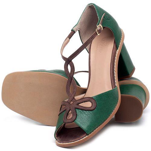 Laranja_Lima_Shoes_Sapatos_Femininos_Sandalia_Laranja_Lima_Shoes_Classic_Salto_de_6_cm_em_Couro_Verde_-_Codigo_-_3598_2