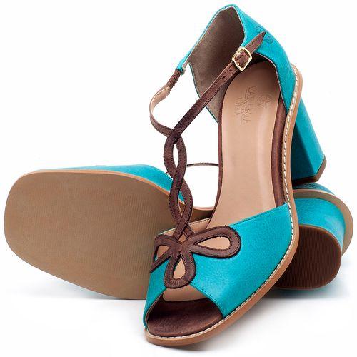 Laranja_Lima_Shoes_Sapatos_Femininos_Sandalia_Laranja_Lima_Shoes_Classic_Salto_de_6_cm_em_Couro_Azul_-_Codigo_-_3598_2
