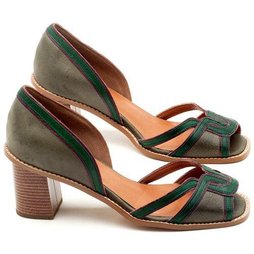 Laranja_Lima_Shoes_Sapatos_Femininos_Sandalia_Laranja_Lima_Shoes_Classic_Salto_de_7_cm_em_Couro_Bicolor_-_Codigo_-_3601_1