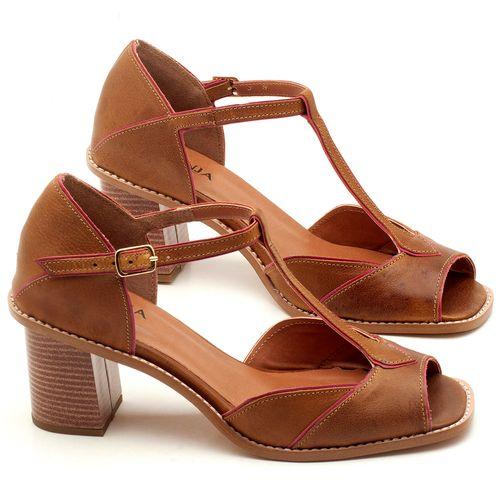 Laranja_Lima_Shoes_Sapatos_Femininos_Sandalia_Laranja_Lima_Shoes_Classic_Salto_de_7_cm_em_Couro_Caramelo_-_Codigo_-_3603_1