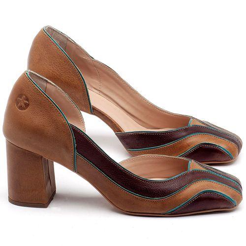 Laranja_Lima_Shoes_Sapatos_Femininos_Scarpin_Salto_Medio_de_6_cm_em_Couro_Bicolor_-_Codigo_-_3604_1