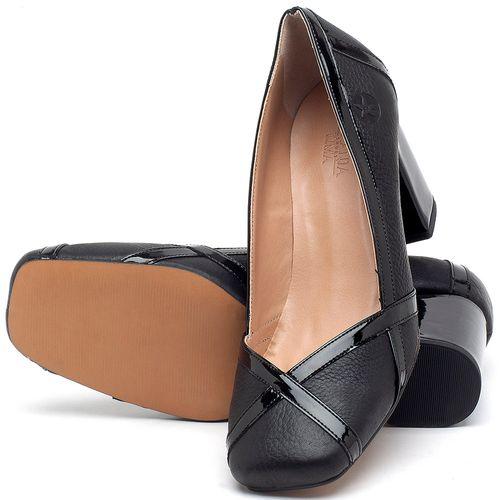Laranja_Lima_Shoes_Sapatos_Femininos_Scarpin_Salto_Medio_de_6_cm_em_Couro_Preto_-_Codigo_-_3609_2