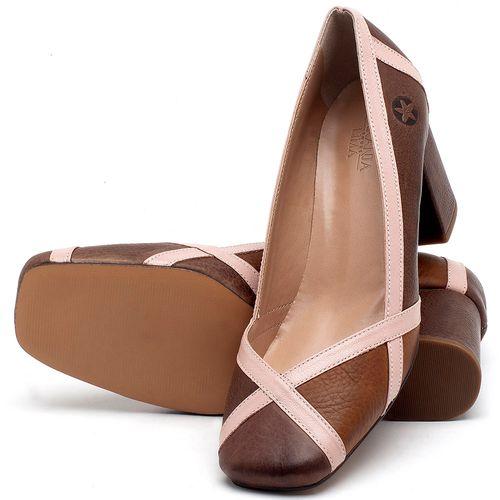 Laranja_Lima_Shoes_Sapatos_Femininos_Scarpin_Salto_Medio_de_6_cm_em_Couro_Multicolor_-_Codigo_-_3609_2