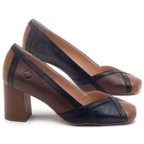 Laranja_Lima_Shoes_Sapatos_Femininos_Scarpin_Salto_Medio_de_6_cm_em_Couro_Multicolor_-_Codigo_-_3609_1