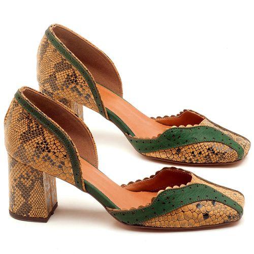 Laranja_Lima_Shoes_Sapatos_Femininos_Scarpin_Salto_Medio_de_6_cm_em_Couro_Cobra_-_Codigo_-_3610_1