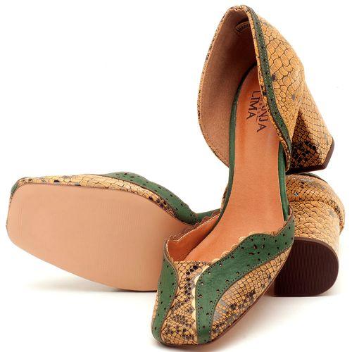 Laranja_Lima_Shoes_Sapatos_Femininos_Scarpin_Salto_Medio_de_6_cm_em_Couro_Cobra_-_Codigo_-_3610_2