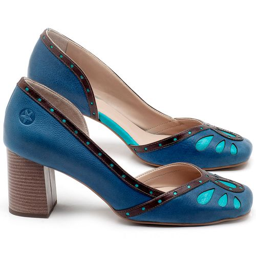 Laranja_Lima_Shoes_Sapatos_Femininos_Scarpin_Salto_Medio_de_6_cm_em_Couro_Bicolor_-_Codigo_-_3611_1
