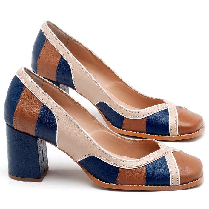 Laranja_Lima_Shoes_Sapatos_Femininos_Scarpin_Salto_Medio_de_6_cm_em_Couro_Multicolor_-_Codigo_-_3614_1