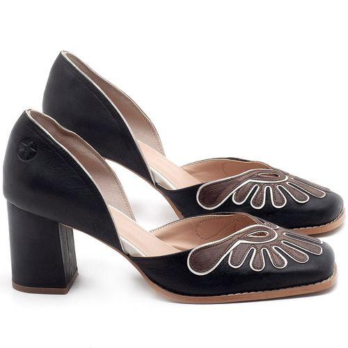 Laranja_Lima_Shoes_Sapatos_Femininos_Scarpin_Salto_Medio_de_6_cm_em_Couro_Bicolor_-_Codigo_-_3615_1