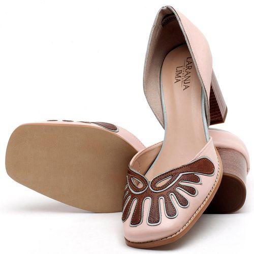 Laranja_Lima_Shoes_Sapatos_Femininos_Scarpin_Salto_Medio_de_6_cm_em_Couro_Bicolor_-_Codigo_-_3615_2
