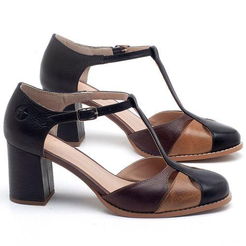 Laranja_Lima_Shoes_Sapatos_Femininos_Sandalia_Laranja_Lima_Shoes_Classic_Salto_de_6_cm_em_Couro_Multicolor_-_Codigo_-_3617_1