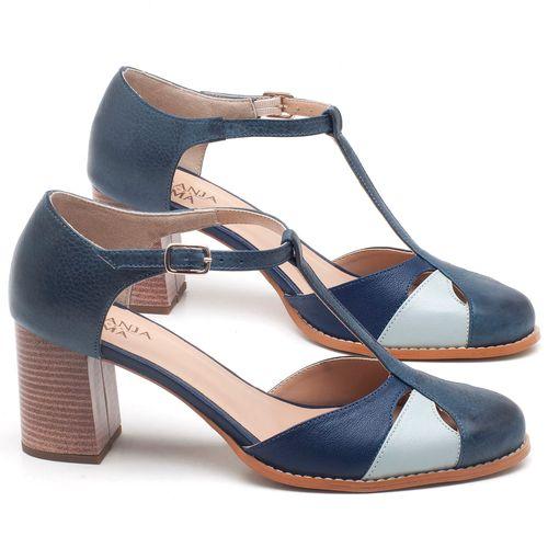 Laranja_Lima_Shoes_Sapatos_Femininos_Sandalia_Laranja_Lima_Shoes_Classic_Salto_de_6_cm_em_Couro_Bicolor_-_Codigo_-_3617_1