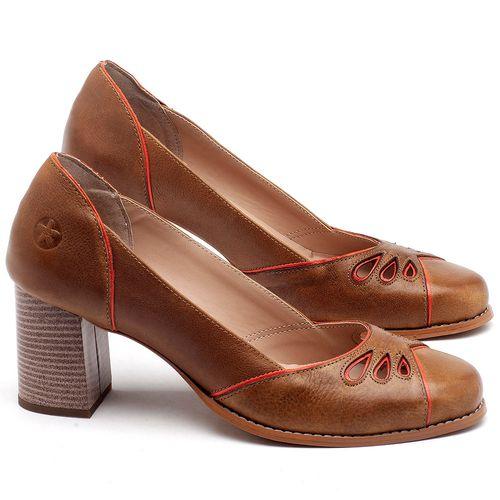 Laranja_Lima_Shoes_Sapatos_Femininos_Scarpin_Salto_Medio_de_6_cm_em_Couro_Caramelo_-_Codigo_-_3618_1