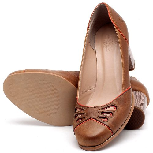 Laranja_Lima_Shoes_Sapatos_Femininos_Scarpin_Salto_Medio_de_6_cm_em_Couro_Caramelo_-_Codigo_-_3618_2