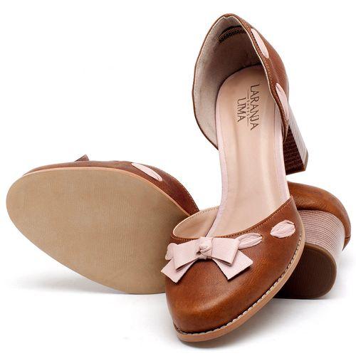 Laranja_Lima_Shoes_Sapatos_Femininos_Scarpin_Salto_Medio_de_6_cm_em_Couro_Bicolor_-_Codigo_-_3619_2