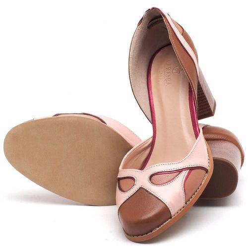 Laranja_Lima_Shoes_Sapatos_Femininos_Scarpin_Salto_Medio_de_6_cm_em_Couro_Bicolor_-_Codigo_-_3620_2