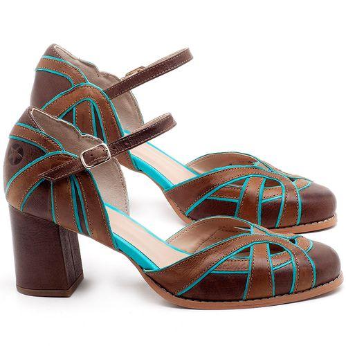 Laranja_Lima_Shoes_Sapatos_Femininos_Scarpin_Salto_Medio_de_6_cm_em_Couro_Multicolor_-_Codigo_-_3626_1