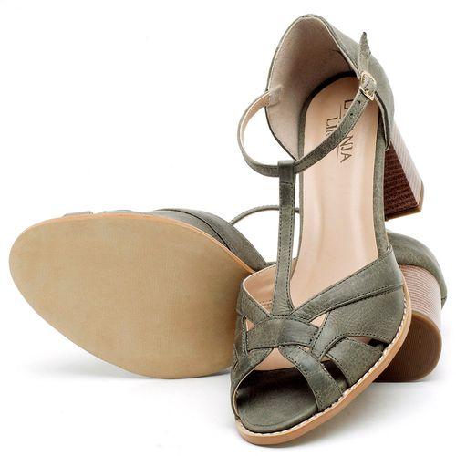 Laranja_Lima_Shoes_Sapatos_Femininos_Sandalia_Laranja_Lima_Shoes_Classic_Salto_de_6_cm_em_Couro_Musgo_-_Codigo_-_3628_2