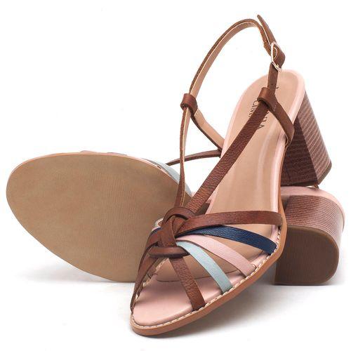 Laranja_Lima_Shoes_Sapatos_Femininos_Sandalia_Laranja_Lima_Shoes_Classic_Salto_de_6_cm_em_Couro_Multicolor_-_Codigo_-_3629_2