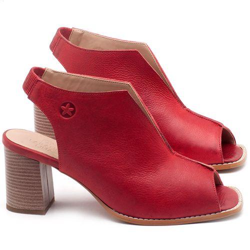 Laranja_Lima_Shoes_Sapatos_Femininos_Sandalia_Laranja_Lima_Shoes_Classic_Salto_de_6_cm_em_Couro_Vermelho_-_Codigo_-_3632_1