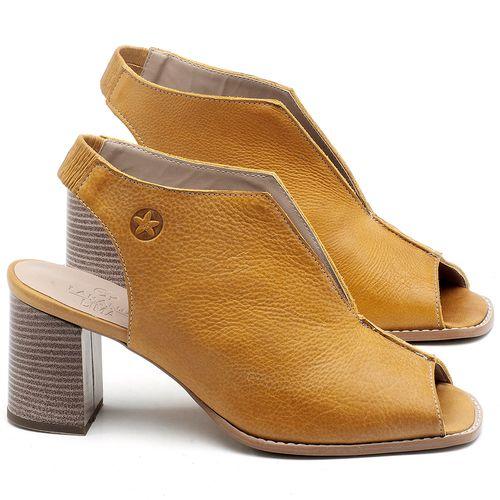 Laranja_Lima_Shoes_Sapatos_Femininos_Sandalia_Laranja_Lima_Shoes_Classic_Salto_de_6_cm_em_Couro_Amarelo_-_Codigo_-_3632_1