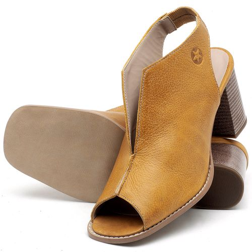 Laranja_Lima_Shoes_Sapatos_Femininos_Sandalia_Laranja_Lima_Shoes_Classic_Salto_de_6_cm_em_Couro_Amarelo_-_Codigo_-_3632_2