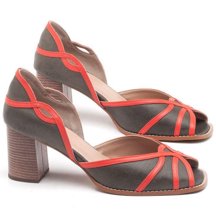 Laranja_Lima_Shoes_Sapatos_Femininos_Sandalia_Laranja_Lima_Shoes_Classic_Salto_de_6_cm_em_Couro_Bicolor_-_Codigo_-_3635_1