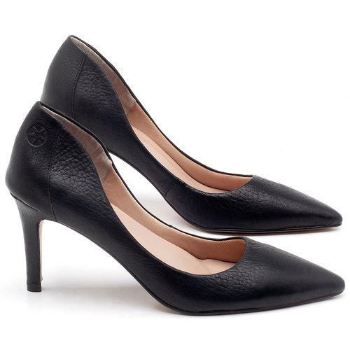 Laranja_Lima_Shoes_Sapatos_Femininos_Scarpin_Salto_Alto_de_9_cm_em_Couro_Preto_-_Codigo_-_3640_1