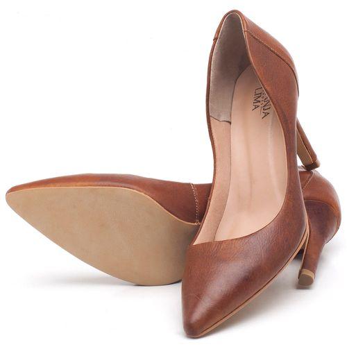 Laranja_Lima_Shoes_Sapatos_Femininos_Scarpin_Salto_Alto_de_9_cm_em_Couro_Marrom_-_Codigo_-_3640_2