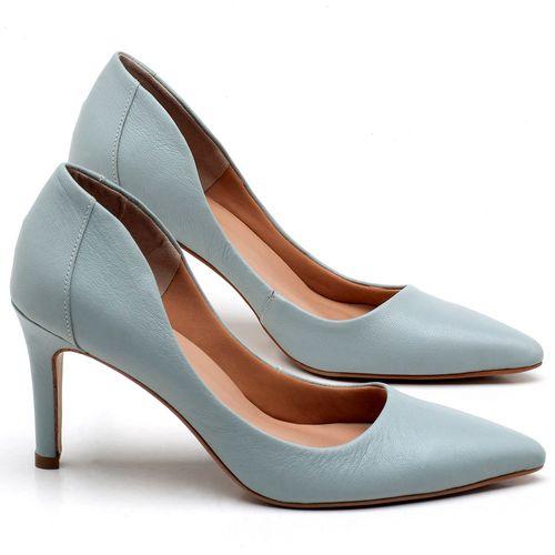 Laranja_Lima_Shoes_Sapatos_Femininos_Scarpin_Salto_Alto_de_9_cm_em_Couro_Azul_-_Codigo_-_3640_1