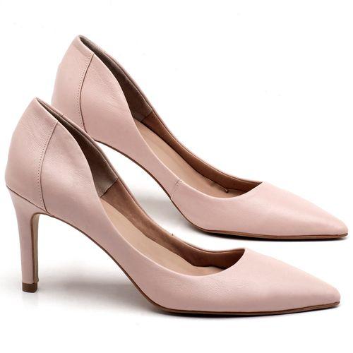Laranja_Lima_Shoes_Sapatos_Femininos_Scarpin_Salto_Alto_de_9_cm_em_Couro_Verde_-_Codigo_-_3640_1
