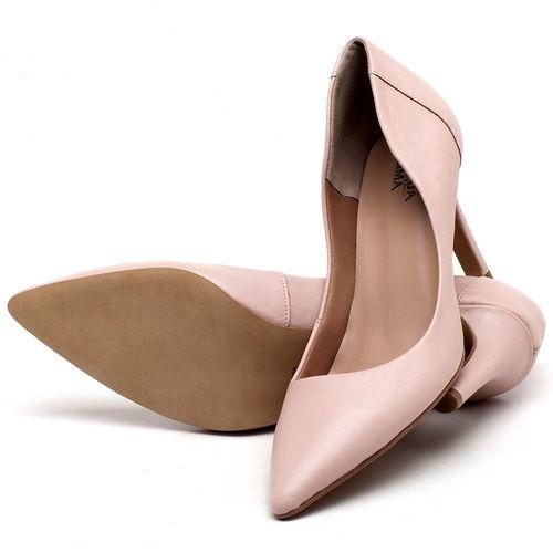 Laranja_Lima_Shoes_Sapatos_Femininos_Scarpin_Salto_Alto_de_9_cm_em_Couro_Verde_-_Codigo_-_3640_2