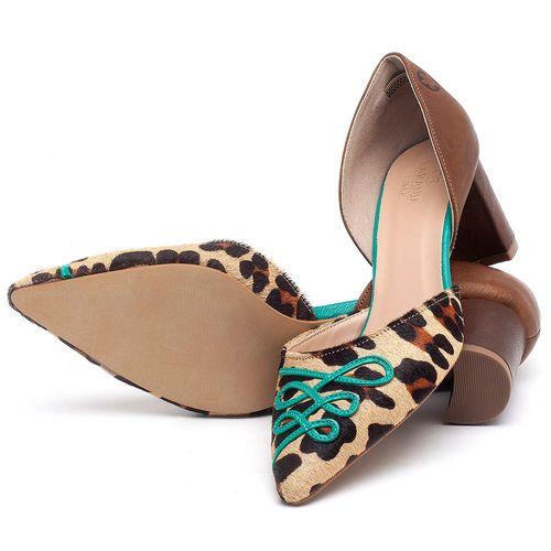 Laranja_Lima_Shoes_Sapatos_Femininos_Scarpin_Salto_Medio_de_6_cm_em_Couro_Multicolor_-_Codigo_-_3641_2