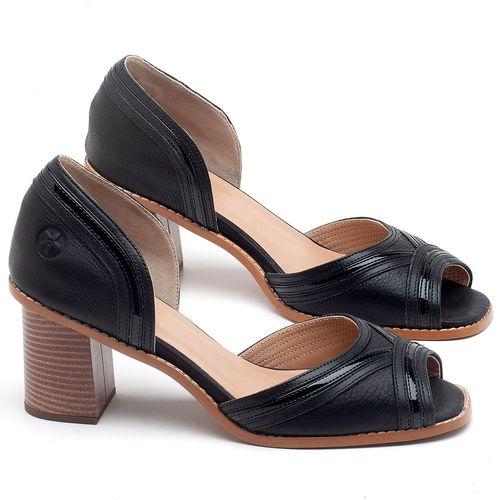 Laranja_Lima_Shoes_Sapatos_Femininos_Sandalia_Laranja_Lima_Shoes_Classic_Salto_de_6_cm_em_Couro_Preto_-_Codigo_-_3645_1