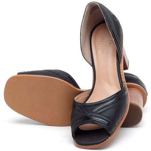 Laranja_Lima_Shoes_Sapatos_Femininos_Sandalia_Laranja_Lima_Shoes_Classic_Salto_de_6_cm_em_Couro_Preto_-_Codigo_-_3645_2