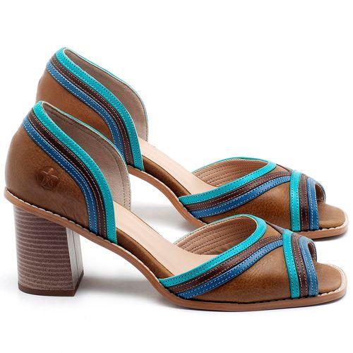 Laranja_Lima_Shoes_Sapatos_Femininos_Sandalia_Laranja_Lima_Shoes_Classic_Salto_de_6_cm_em_Couro_Multicolor_-_Codigo_-_3645_1