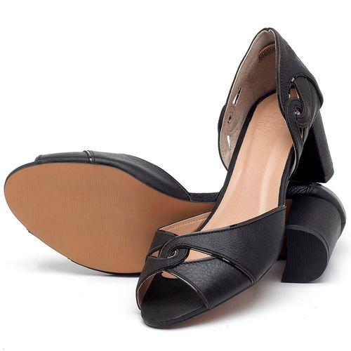 Laranja_Lima_Shoes_Sapatos_Femininos_Sandalia_Laranja_Lima_Shoes_Classic_Salto_de_6_cm_em_Couro_Preto_-_Codigo_-_3646_2