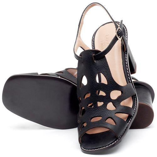 Laranja_Lima_Shoes_Sapatos_Femininos_Sandalia_Laranja_Lima_Shoes_Classic_Salto_de_6_cm_em_Couro_Preto_-_Codigo_-_3648_2