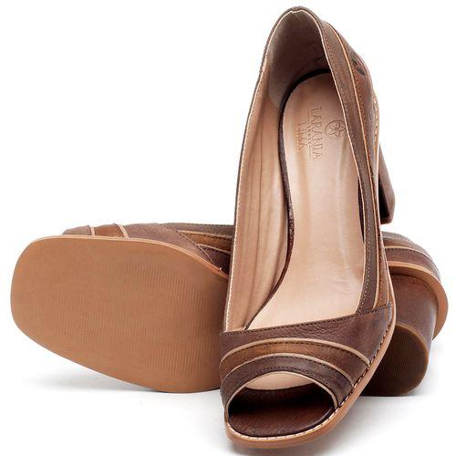 Laranja_Lima_Shoes_Sapatos_Femininos_Peep_Toe_Laranja_Lima_Shoes_Salto_de_6_cm_em_Couro_Bicolor_-_Codigo_-_3649_2