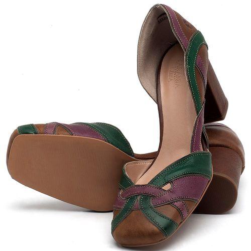 Laranja_Lima_Shoes_Sapatos_Femininos_Scarpin_Salto_Medio_de_6_cm_em_Couro_Multicolor_-_Codigo_-_3651_2