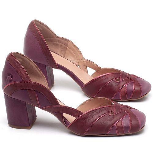 Laranja_Lima_Shoes_Sapatos_Femininos_Scarpin_Salto_Medio_de_6_cm_em_Couro_Roxo_-_Codigo_-_3651_1