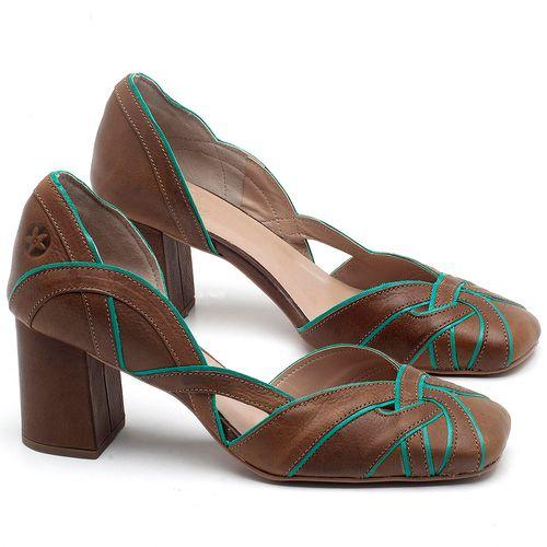 Laranja_Lima_Shoes_Sapatos_Femininos_Scarpin_Salto_Medio_de_6_cm_em_Couro_Bicolor_-_Codigo_-_3651_1