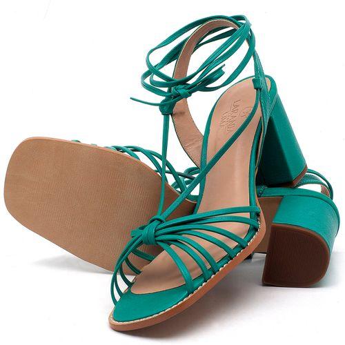 Laranja_Lima_Shoes_Sapatos_Femininos_Sandalia_Laranja_Lima_Shoes_Classic_Salto_de_6_cm_em_Couro_Verde_-_Codigo_-_3653_2