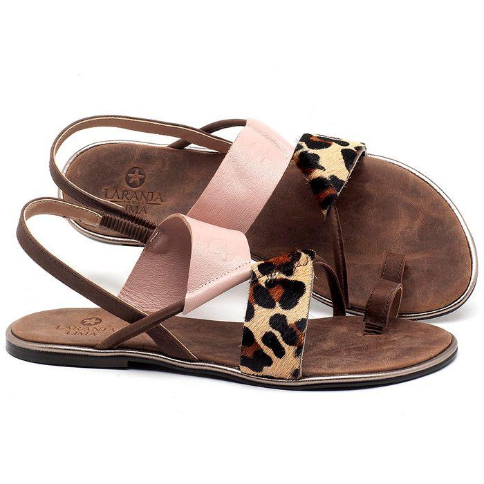 Laranja_Lima_Shoes_Sapatos_Femininos_Sandalia_Rasteira_Flat_em_Couro_Multicolor_-_Codigo_-_3656_1
