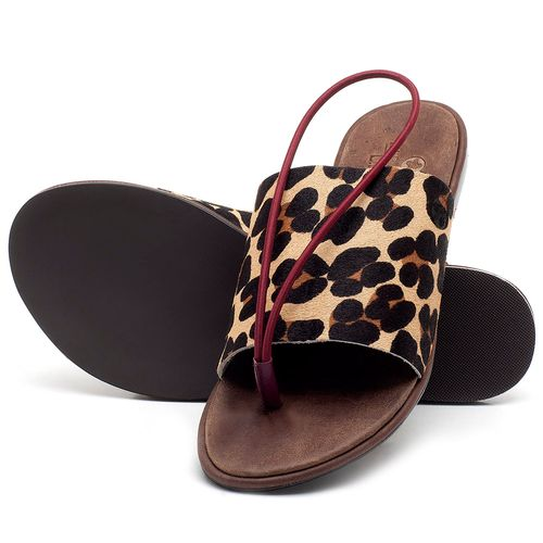 Laranja_Lima_Shoes_Sapatos_Femininos_Sandalia_Rasteira_Flat_em_Couro_Animal_Print_-_Codigo_-_3657_2