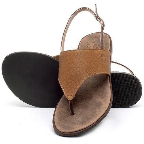 Laranja_Lima_Shoes_Sapatos_Femininos_Sandalia_Rasteira_Flat_em_Couro_Caramelo_-_Codigo_-_3658_2